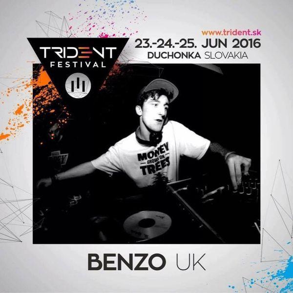 VIBEZ – BENZO – Trident Festival 2016 Promo Mix