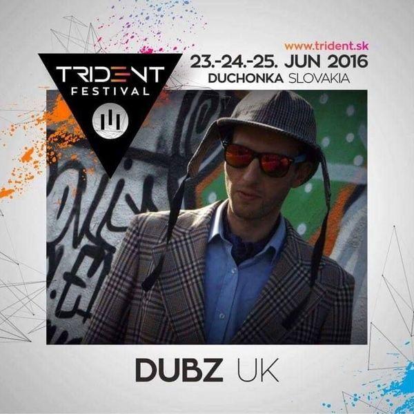 VIBEZ – DUBZ (Dubzilla Forilla) – Trident Festival 2016 Promo Mix