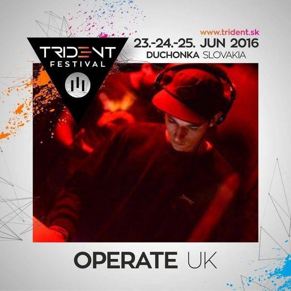 VIBEZ – OPERATE – Trident Festival 2016 Promo Mix