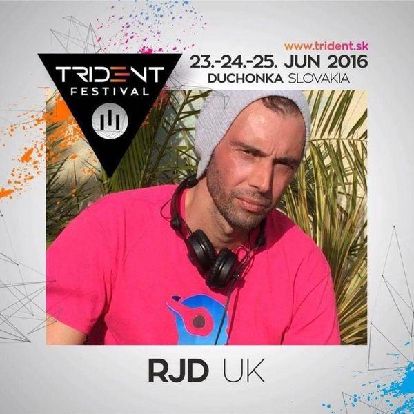 VIBEZ – RjD – Trident Festival 2016 Promo Mix